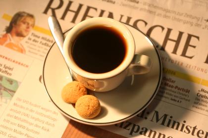 Kaffeetassemitemotion