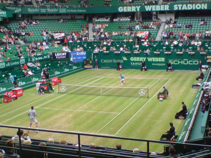 Gerry Weber Stadion Halle 2008